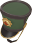 Painted Surgeon's Shako 424F3B.png