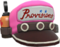 Painted Provisions Cap FF69B4.png