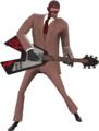 Spy Shred Alert taunt.png