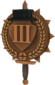 Painted Tournament Medal - Chapelaria Highlander A57545 Third Place.png