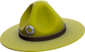 Painted Sergeant's Drill Hat 808000.png