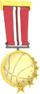 RED Tournament Medal - BBall One Day Cup First Place.png