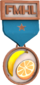 Painted Tournament Medal - Fruit Mixes Highlander 256D8D Bronze Medal.png