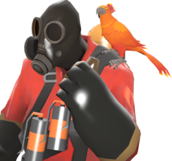 Fiery Phoenix - Official TF2 Wiki | Official Team Fortress Wiki