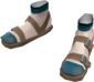 Painted Lonesome Loafers 256D8D.png