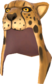 Painted Beastly Bonnet F0E68C.png