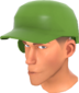 Painted Batter's Helmet 729E42 No Hat and No Headphones.png