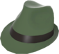 Painted Fancy Fedora 424F3B.png