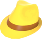 Painted Fancy Fedora E7B53B.png