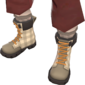 Painted Highland High Heels C5AF91.png