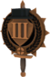 Painted Tournament Medal - Chapelaria Highlander 141414 Third Place.png