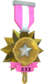 Painted Tournament Medal - Ready Steady Pan FF69B4 Finalist Fryer.png