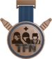 Painted Tournament Medal - TFNew 6v6 Newbie Cup 28394D Third Place.png