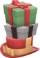 Painted Towering Pile Of Presents 483838.png