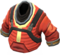 Painted Space Diver F0E68C.png