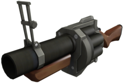 DEMOMAN (Team Fortress 2) Discussion: The Black Scottish Cyclops 250px-Grenade_Launcher