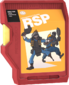 Painted Tournament Medal - RETF2 Retrospective B8383B Ready Steady Pan! Winner.png