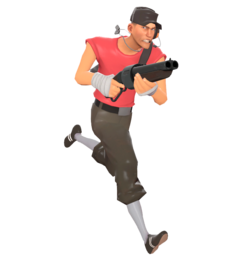 the scout tf2