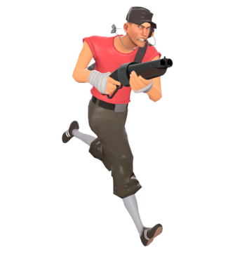 Scout Competitive Official Tf2 Wiki Official Team Fortress Wiki