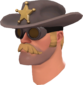 Painted Sheriff's Stetson A57545.png
