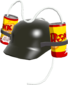Painted Bonk Helm 2D2D24.png