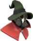 Painted Seared Sorcerer 424F3B Hat and Cape Only.png