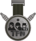 Painted Tournament Medal - TFNew 6v6 Newbie Cup 2D2D24 Participant.png