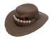 Snaggletoothed Stetson