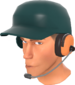 Painted Batter's Helmet 2F4F4F No Hat.png