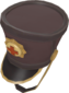 Painted Surgeon's Shako 483838.png