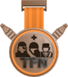 Painted Tournament Medal - TFNew 6v6 Newbie Cup C36C2D Third Place.png