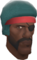 Painted Demoman's Fro 2F4F4F.png