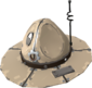 Painted Full Metal Drill Hat C5AF91.png