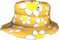 Painted Summer Hat E7B53B Carefree Summer Nap.png