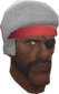 Painted Demoman's Fro 7E7E7E.png