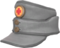 Painted Medic's Mountain Cap 7E7E7E.png