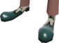 Painted Bozo's Brogues 2F4F4F.png