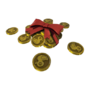 Backpack Pile of Duck Token Gifts.png