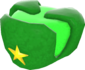 Painted Officer's Ushanka 32CD32.png