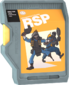 Painted Tournament Medal - RETF2 Retrospective 839FA3 Ready Steady Pan! Winner.png