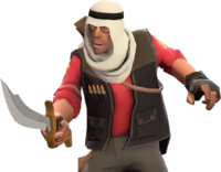 Lawrence of Australia - Official TF2 Wiki | Official Team