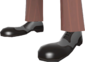 Painted Rogue's Brogues 7E7E7E.png