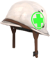 Painted Surgeon's Stahlhelm 32CD32.png