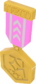 Painted Tournament Medal - TF2Connexion FF69B4.png