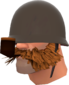 Painted Lord Cockswain's Novelty Mutton Chops and Pipe CF7336.png