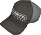 Painted Mann Co. Online Cap 7E7E7E.png