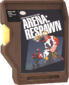 Painted Tournament Medal - RETF2 Retrospective 694D3A Arena Respawn Winner.png