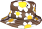 Painted Summer Hat 694D3A Carefree Summer Nap.png