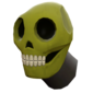 Painted Head of the Dead 808000 Plain.png