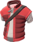 Painted Delinquent's Down Vest A89A8C.png